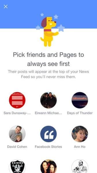 facebook, лента, тестирование