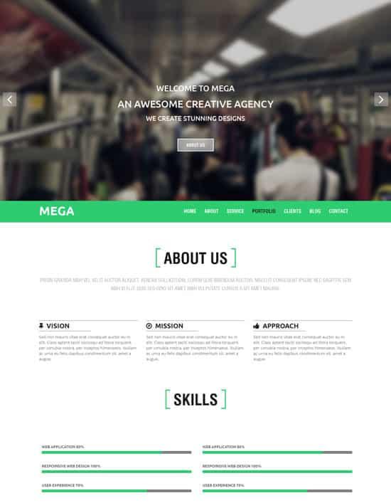 веб дизайн, креатив, юзабилити, шаблоны, бесплатные шаблоны, темы, одностраничник, сайт для бизнеса, сайт, web-дизайн, плоский дизайн, посадочная страница