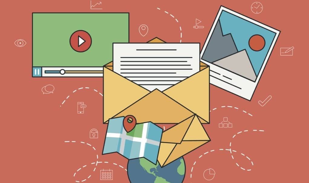 Примеры эффективных email-кампаний из 2016. Инфографика