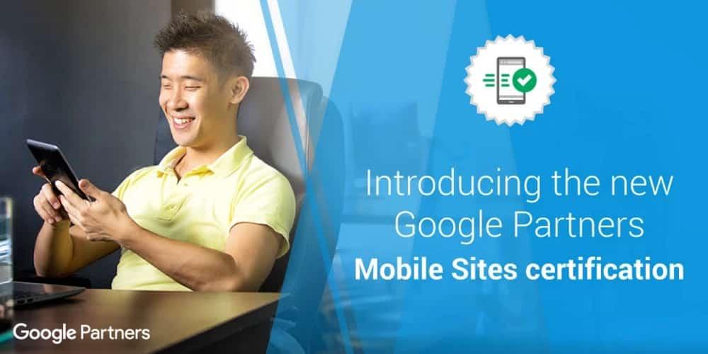 Google запустил сертификацию по мобильным сайтам в Google Partners