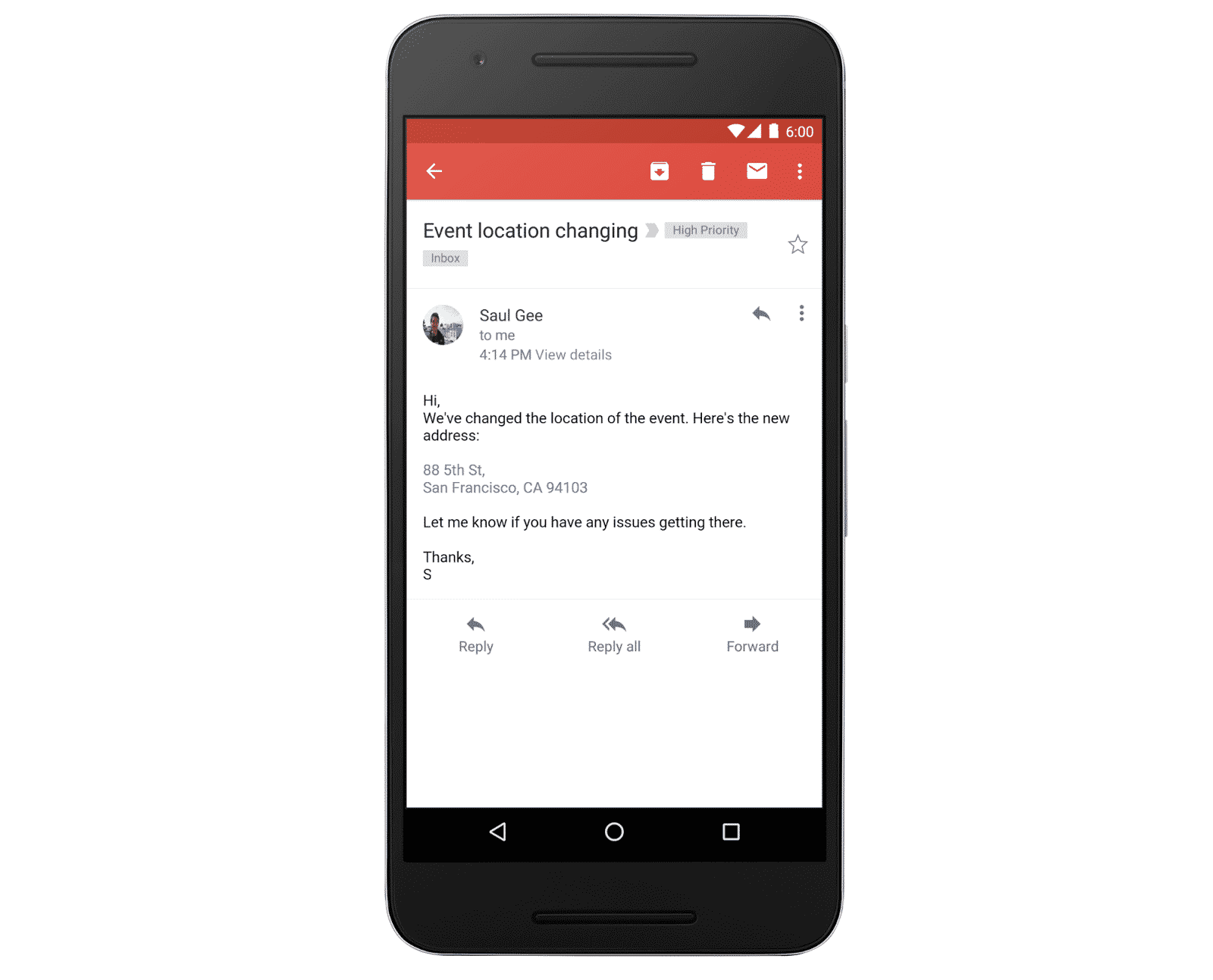 Gmail и Inbox by Gmail