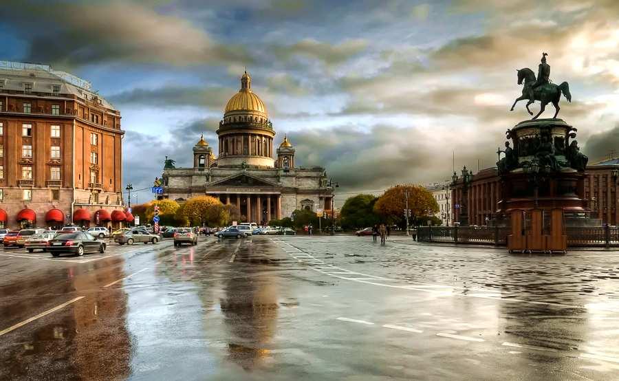орода России, исследование Яндекса, Питер в поиске