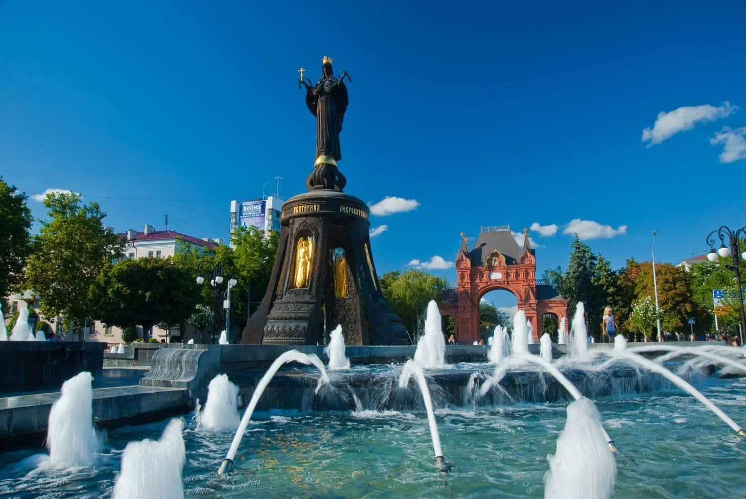 города России, исследование Яндекса, Краснодар в поиске