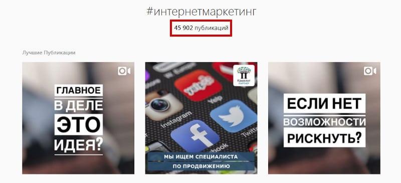 instagram, бренды, интернет-маркетинг, маркетинг, продвижение, соцсети, стратегия, социальные сети, выбор хэштега, популярные хэштеги, хэштеги в маркетинге