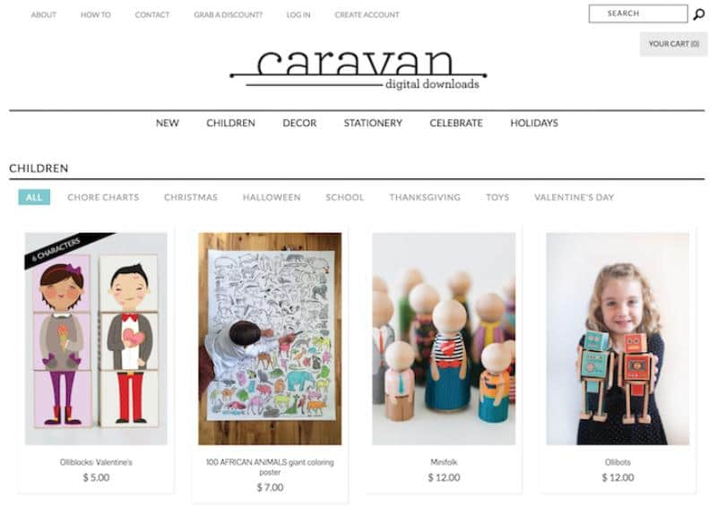 72 caravan