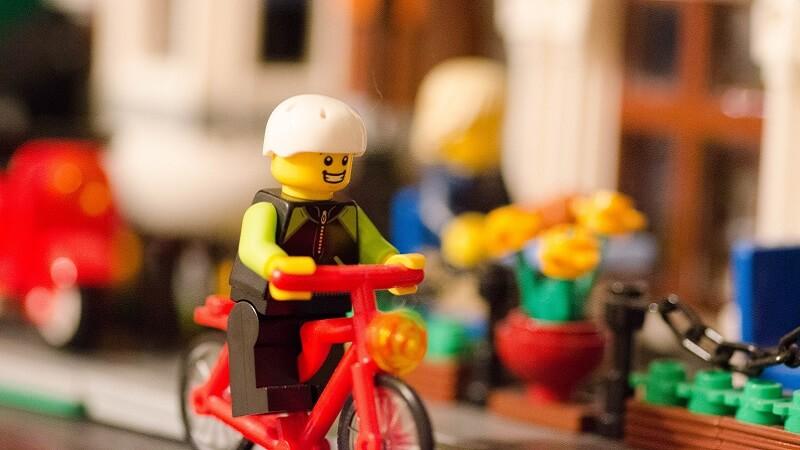 Lego стал самым авторитетным брендом Европы 2018