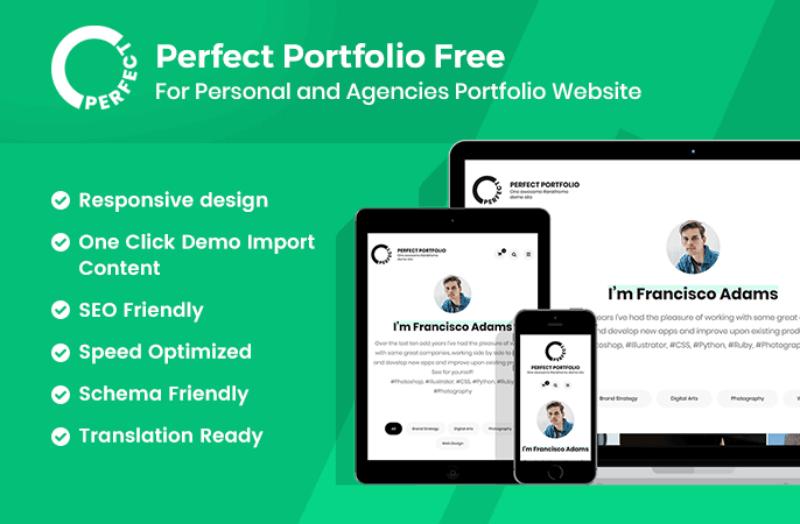 Perfect portfolio