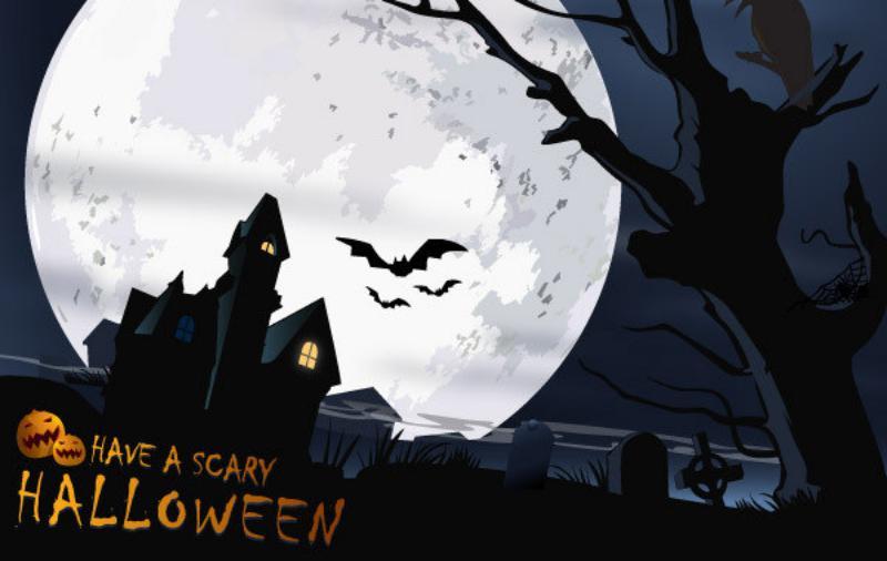 17 7-halloween-free-vectors