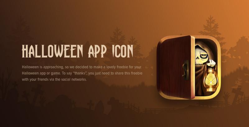 24 halloween-app-icon