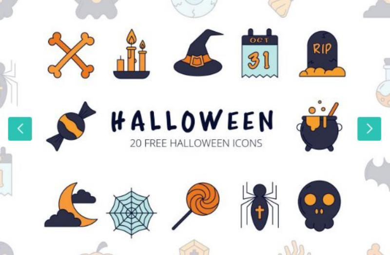 27 Free-Halloween-Icons-Pack