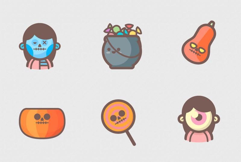 28 Free-Halloween-Icons-Pack