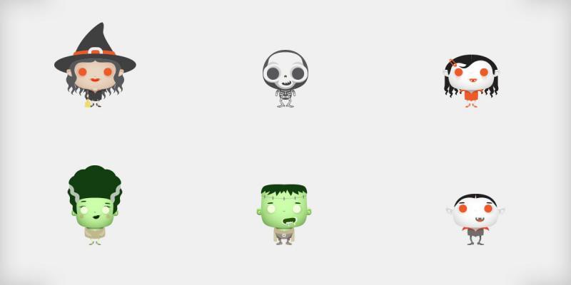 30 Halloween-Cute-Monsters