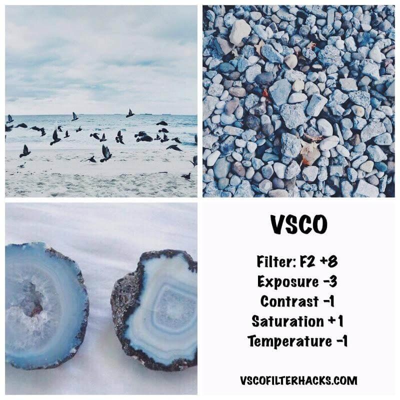 20 best VSCO filters for Instagram feed 12