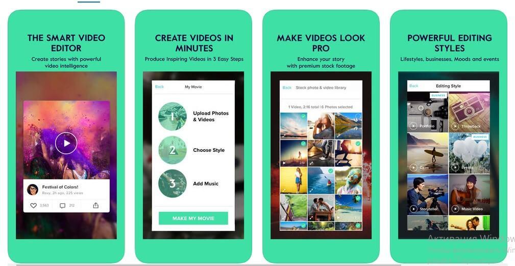 Magisto - три простых шага до крутого видео