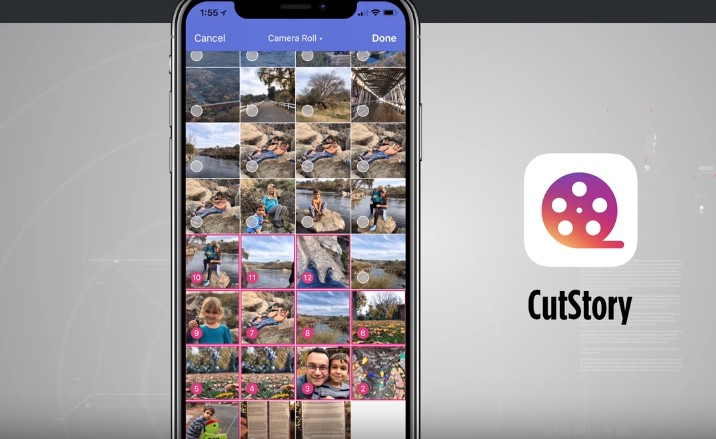 Обрезка видео до нужной длины с CutStory