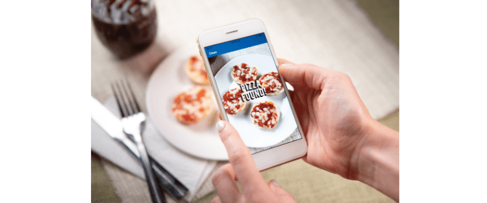 AI для распознавания пиццы