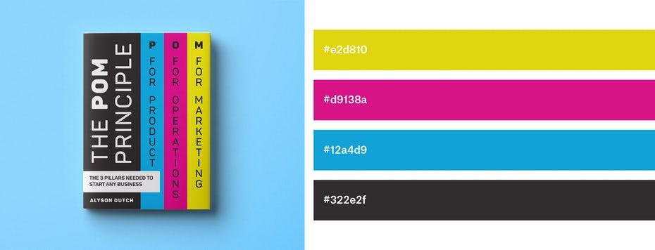 Красивые сочетания цветов для графического дизайна, фото 3
