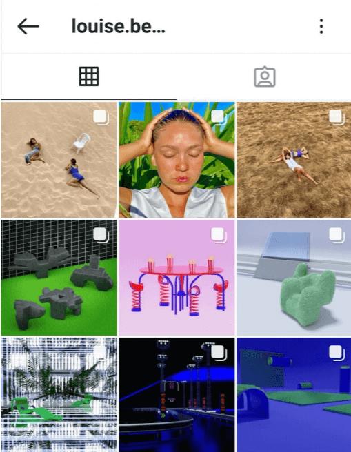 17 визуальных трендов Инстаграм на 2021 год