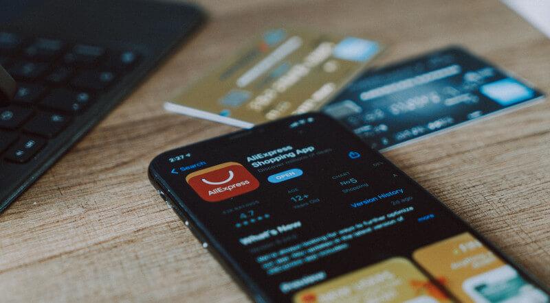AliExpress - самое популярное шопинг-приложение в России