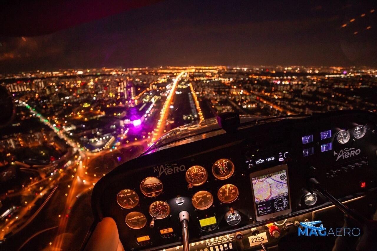 Кейс: свидание в самолете MAG Aero | лиды на дорогостоящую услугу