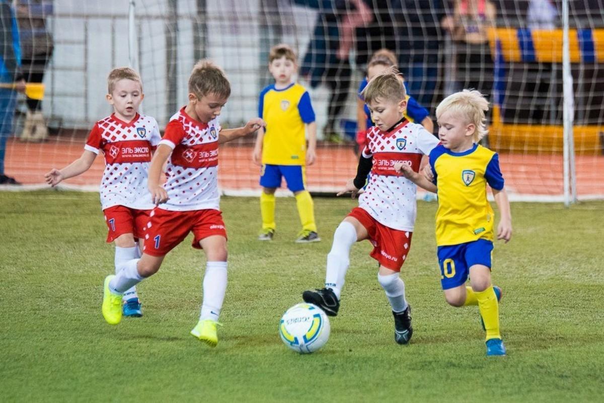 Кейс: продвижение Академии футбола для детей (г. Красногорск)